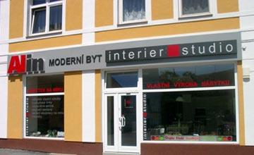 ALin Moderní byt pobočka Přelouč