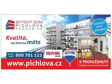 Vybavili jsme dva nové vzorové byty v bytové výstavbě Pichlova