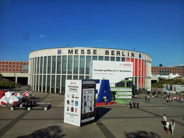 Navštívili jsme výstavu IFA 2013 v Berlíně
