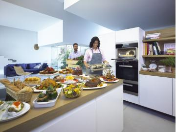 Jak vybrat tu správnou kuchyň - část II. tvary kuchyní