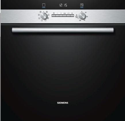 Pečící trouba Siemens HB43GR555
