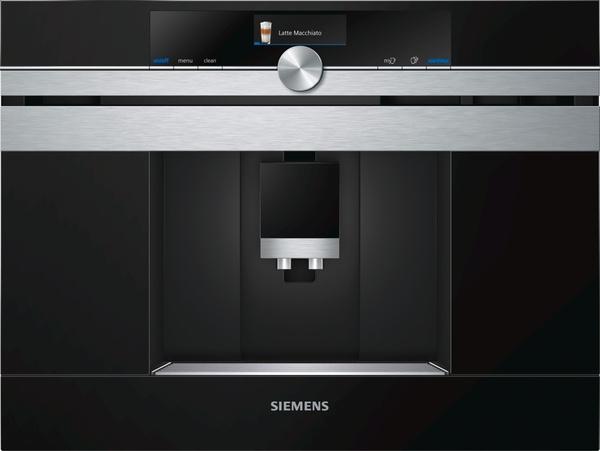 Plně automatický kávovar Siemens CT636LES1