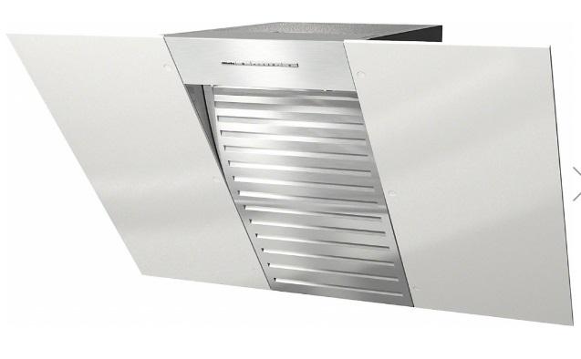 Nástěnný odsávač par Miele DA 6096 W BRWS