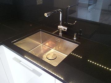 Kuchyňské spotřebiče technistone